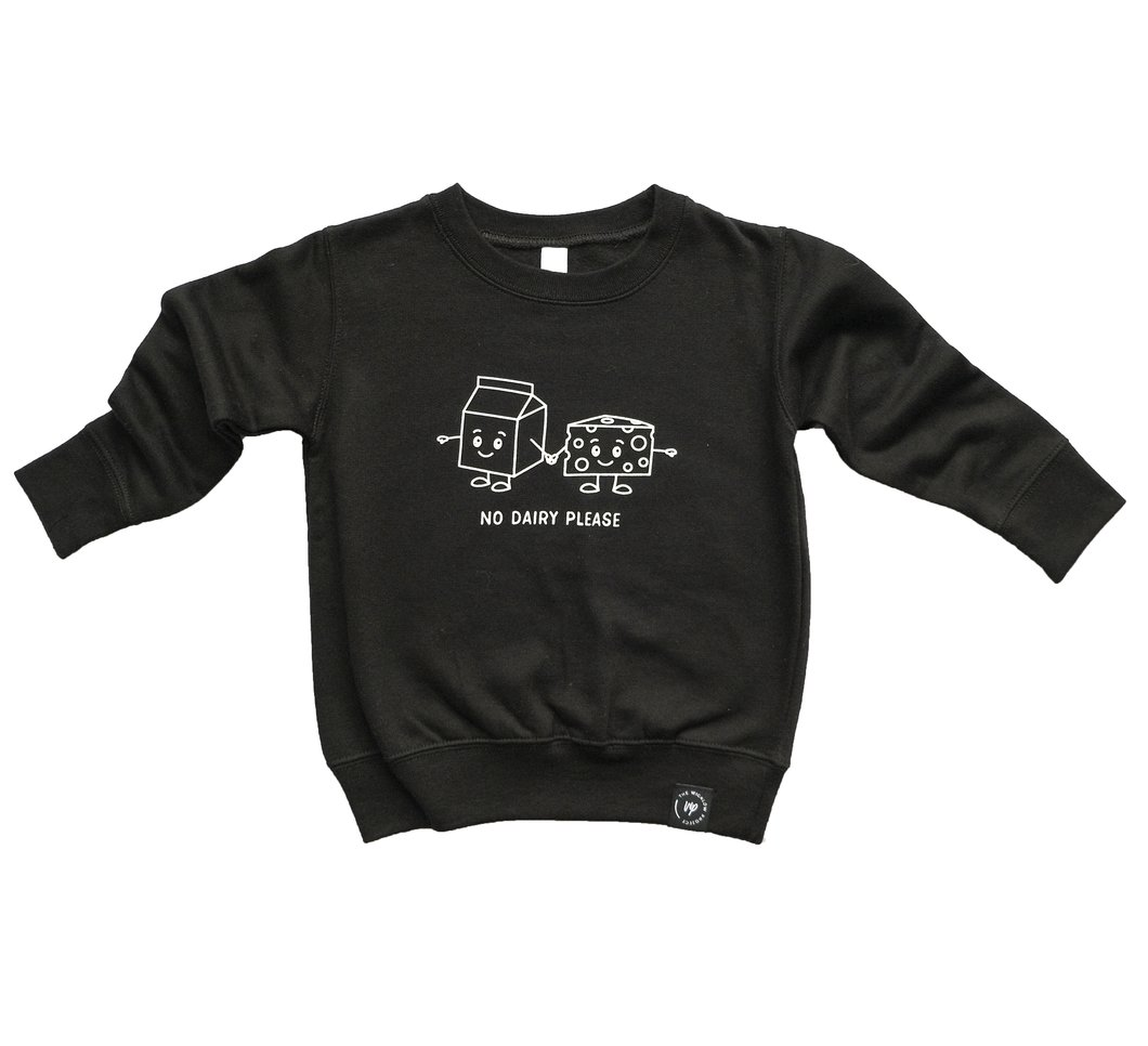 Dairy (Milk) Allergy Sweatshirt