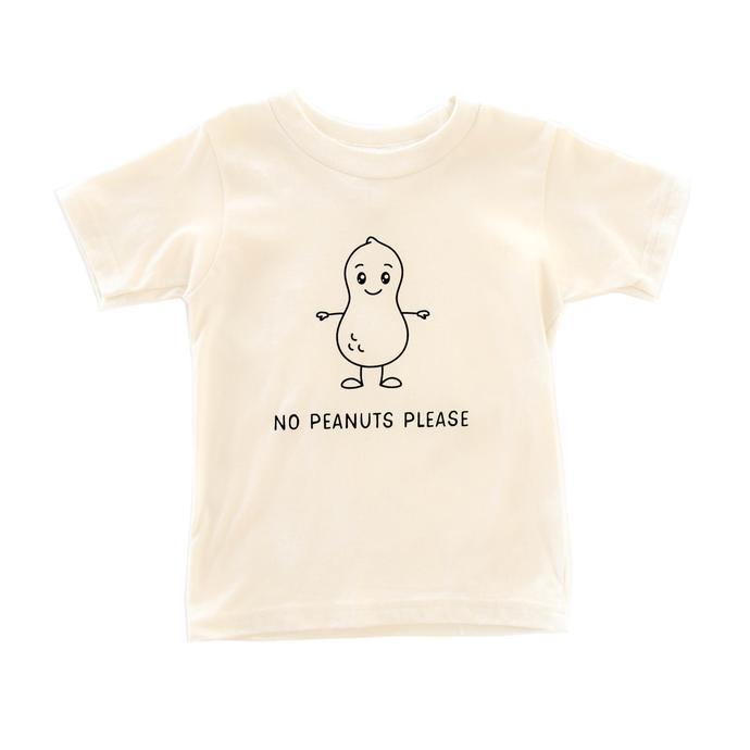 Peanut Allergy S/S Tee