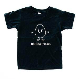 Egg Allergy S/S Tee